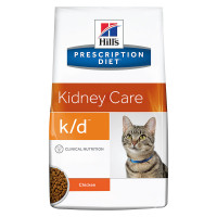 Hill's Prescription Diet cat Kidney Care k/d