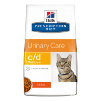 Hill's Prescription Diet cat c/d Urinary Care