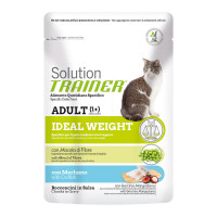 Trainer Solution Adult Ideal Weight Merluzzo 80 gr.