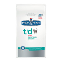 Hill's Prescription Diet t/d Feline 1,5kg