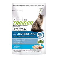 Trainer Solution Adult Sensintestinal Pesce 85 gr.