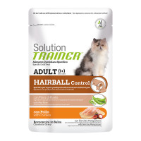 Trainer Solution Adult Hairball Pollo 80 gr.