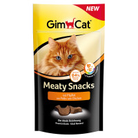 Gimcat Snacks con pollo 35 gr