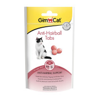 Gimcat Anti Hairball tabs 40 gr.