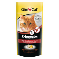 Gimcat Schnurries con Pollo 40 gr