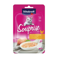 Vitakraft Souprise Pollo 4 x 20 gr.