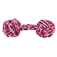 Trixie Denta Fun bilancere in corda 20 cm