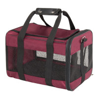 Camon Trasportino bordeaux 41x29x29 cm
