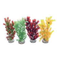 Sydeco Pianta decorativa Jungle 30 cm