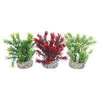 Sydeco Pianta decorativa Jungle 15 cm