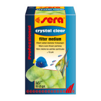 Sera Crystal clear professional Filter Medium