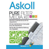 Askoll Pure in filter media kit M