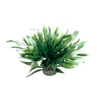Sydeco Pianta decorativa Aquatic Leaves cm 12