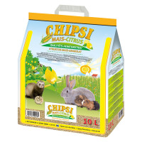 Chipsi lettiera mais citrus 10 lt