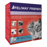 Feliway Friends diffusore + ricarica 48 ml