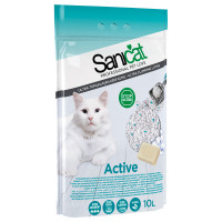 Sanicat Lettiera Active 10 Lt.