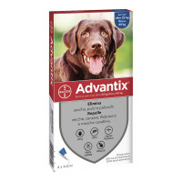 Advantix Spot-on cane Oltre 25 kg | ean: 103627055