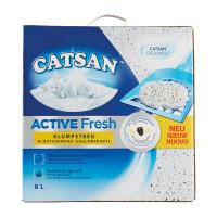 Catsan Active Fresh 8 Lt