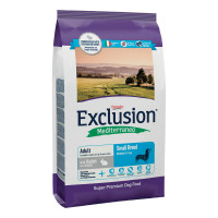 Exclusion Mediterraneo Small Breed Coniglio 2 kg