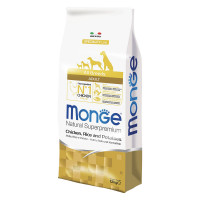 Monge All Breeds Adult Pollo, Riso e Patate 12 kg.