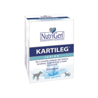Nutrigen Kartileg junior 30 tavolette