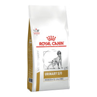 Royal Canin Veterinary Diet Dog Urinary S/O Moderate Calorie 1,5kg