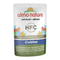 Almo Nature HFC Cuisine Filetto di tonno e alghe 55 gr.