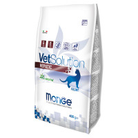 Monge VetSolution feline hepatic 400 gr