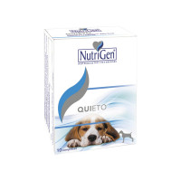 Nutrigen Quieto 10 cmp - 1 gr