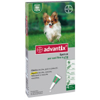Advantix Spot-on cane 0-4 kg | ean: 103629046