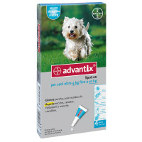 Advantix Spot-on cane 4-10 kg | ean: 103626040