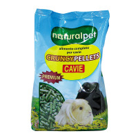 Naturalpet Cruncy pellets per cavie 900 gr | ean: 8032611675188