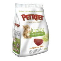 Petreet Natural Equilibre junior 400 gr - Pollo e Riso | ean: 8004030870024