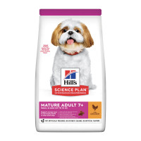 Hill's Science Plan Small & Mini Mature Adult 7+ con Pollo 1,5 kg