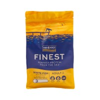 Fish4Dogs Finest Adult Ocean White Fish 1,5 kg