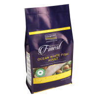 Fish4Dogs Finest Adult Small Size Ocean White Fish 1,5 kg