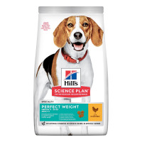 Hill's Science Plan Dog Perfect Weight Medium con Pollo 12kg