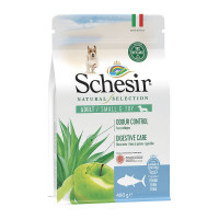 Schesir Natural Selection dog adult small&toy Tonno 490 gr