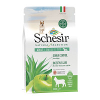 Schesir Natural Selection dog adult small&toy Agnello 490 gr