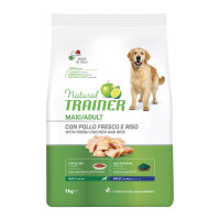 Natural Trainer Maxi Adult con Pollo fresco e riso 3 kg