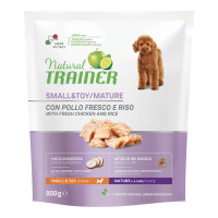 Natural Trainer Small & Toy Maturity con Pollo 800 gr.