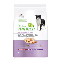 Natural Trainer Medium Maturity con Pollo fresco 3 kg