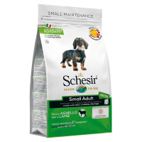 Schesir Small Adult Mantenimento ricco in Agnello 800 gr