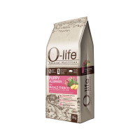 O-life Dog Puppy All Breeds con Maiale fresco 2 kg