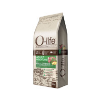 O-life Dog Adult Medium Large con Maiale fresco 2 kg