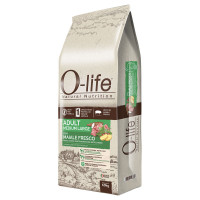 O-life Dog Adult Medium Large con Maiale fresco 10 kg