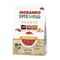 Morando SuperPetFood Adult Mini crocchette Anatra 800 gr