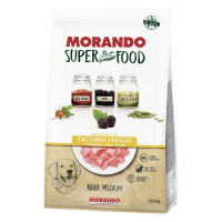 Morando SuperPetFood Adult Medium crocchette Tacchino 2,5 kg