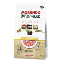 Morando SuperPetFood Adult Medium crocchette Tacchino 12 kg