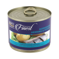Fish4Dogs Finest Aringa & Patate 185 gr.